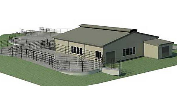 Farm Dairy Design