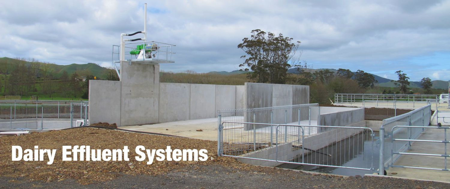 Dairy Effluent Systems