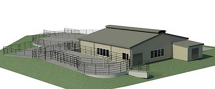 milking parlour design